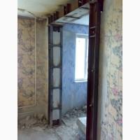 Алмазная резка дверных, оконных проемов с усилением металлом Харьков