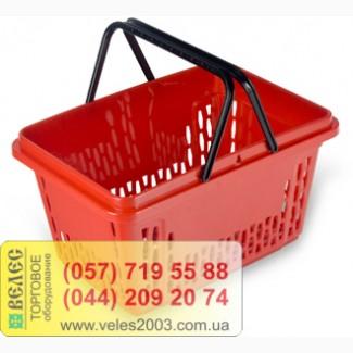 Тележки, корзины, подставки для выкладки товара для магазина