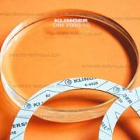 Круглое стекло для диоптра, смотрового окна и индикаторов потока