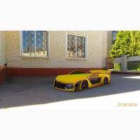 Продам Детская Кровать машина, разные цвета, размеры 160х75 и 180х80 см, доставка