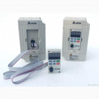 Преобразователь частоты 1.5 кВт - Delta VFD-M 015M21A (частотник к ЧПУ и другим станкам)