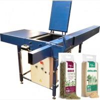 Оборудование для фасовки, упаковки сена и опилок