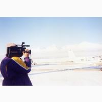 Аналоговая видео камера Panasonic HQ VHS PAL MOVIE CAMERA NV-M3000