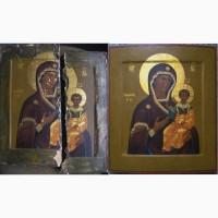 Реставрация икон в Харькове