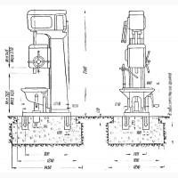 Вертикально сверлильный станок 2А135