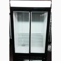 Объемный! Холодильный шкаф витрина бу 1200л.Хорошее состояние.Гарантия