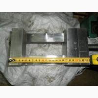 Тиски лекальные губки 115 мм, габариты 240х115х90 мм