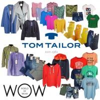 TOM TAILOR мужская и женская одежда оптом весна-лето