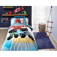 Постельное белье Tac Disney Blaze постель тачки блейз детское постельное белье купить