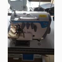 Оверлок швейная промышленная машина Jack и Juki