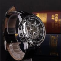 Мужские механические часы скелетон скелет Winner Skeleton купить