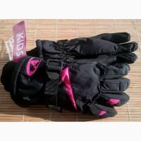 Теплые лыжные термо перчатки KIDS 5-7 лет Швейцария