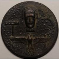 Третий Рейх значок Tag der Arbeit 1934 год ОРИГИНАЛ! СОХРАН