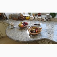 Столешницы натуральный камнень кухни