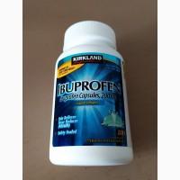 Ибупрофен гелевые капсулы Kirkland США
