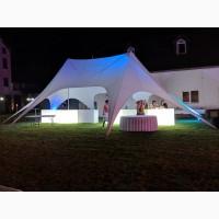 Палатка на 50-60 человек Звезда 2 Киев Львов Днепр, Одесса, Херсон