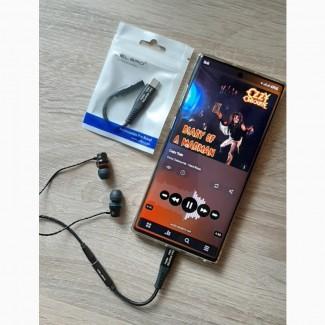 Адаптер Type-C на 3.5 мм с ЦАП (Pixel, Samsung, HTC, OnePlus и др.)