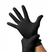 Перчатки нитриловые Nitrilex 50 шт.(25 пар) - 260 гр Размеры S. M. L. XL