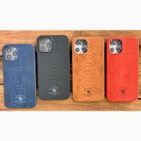 Чехол Ravel Leather Case для iPhone 12 Santa Barbara Polo Polo Ravel Leather Case iPhone