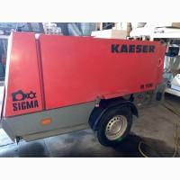 Аренда компрессора дизельного передвижного KAESER M100