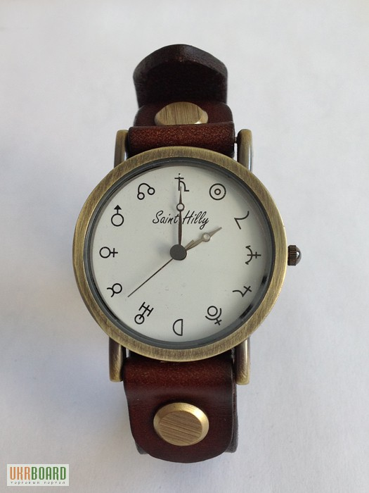Перейти на страницу объявления: Hand made часы Eleven s Heaven с натуральным кожаным ремешком