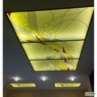 Стеклянные потолки: изготовление, установка