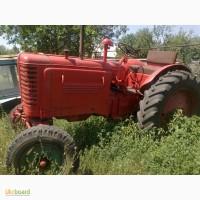 Трактор МТЗ-2 в оригинале