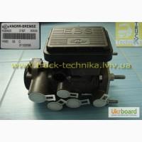 Тормозной кран, модулятор EBS