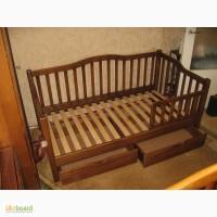 Детская кровать из бука Американка