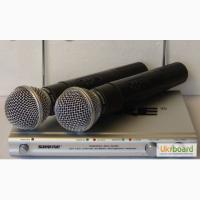Радиосистема Shure SH-500 с двумя радиомикрофонами