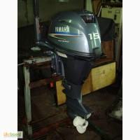 Продам Лодочный мотор 2008 Yamaha 15 S-381