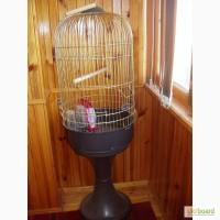 Продам клетка для крупных попугаев Ferplast MAX 6