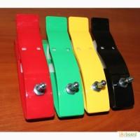 Електрод прищипка ЕКГ для дорослих ( комплект 4 шт.) ITALY