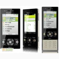 Слайдер Sony Ericsson G705