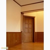 Двери из натуральной древесины, деревянные двери