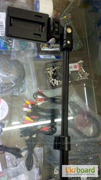 Фото 11. Монопод селфи палка Yunteng YT-188 Держатель выдвижной Монопод селфи палка Yunteng YT-188