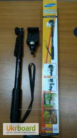 Фото 4. Монопод селфи палка Yunteng YT-188 Держатель выдвижной Монопод селфи палка Yunteng YT-188