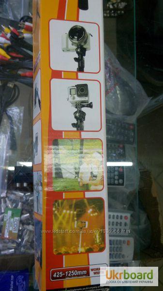 Фото 6. Монопод селфи палка Yunteng YT-188 Держатель выдвижной Монопод селфи палка Yunteng YT-188