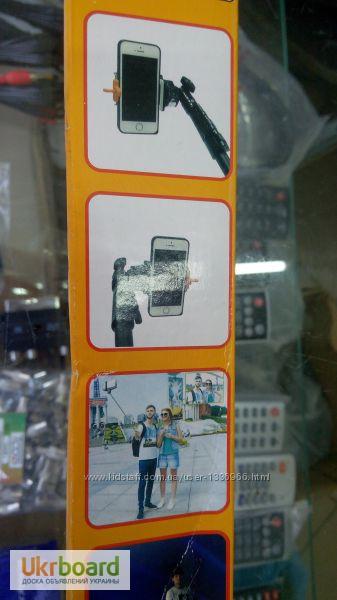 Фото 9. Монопод селфи палка Yunteng YT-188 Держатель выдвижной Монопод селфи палка Yunteng YT-188