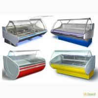 Холодильные витрины Украины Польши Оборудование для магазинов/торговли