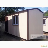 Вагончик 5х2, 5м, дачный домик, мини-офис, прорабская