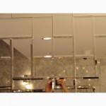 Зеркальная плитка, зеркала с фацетом