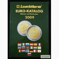 Каталог Leuchtturm. Германия. Монеты и банкноты EURO