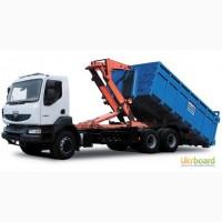 Услуги по вывозу крупногабаритного мусора контейнерами