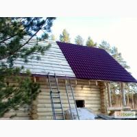 Покрытие крыши, металлочерепица качественная недорого
