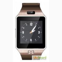 UWatch DZ09 часы телефон новые год гарантии доставка 9 дней