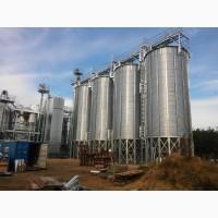 Стационарная энергосберегающая зерносушилка АРАЙ (Польша)