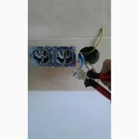 Заменю старые пробки на современные, надежные автоматические выключатели.электрик Одесса