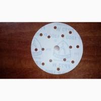 Шлифовальная пленка на липучке диаметр 150 мм FP 73 WK Klingspor
