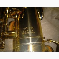 Продам Саксофон альт Yamaha yas 275